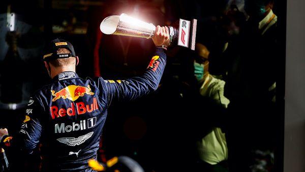 Juara Ketiga di GP Belgia, Ini Podium Keenam Berturut-turut Max Verstappen