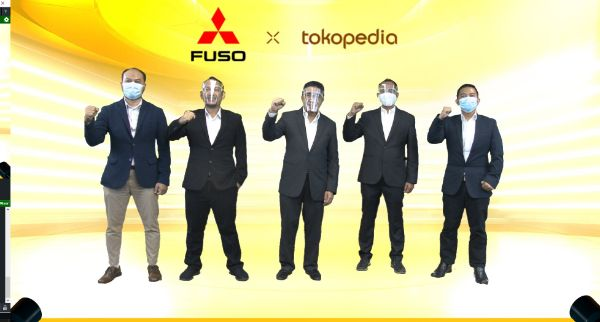 Mitsubishi Fuso Official Store Resmi Hadir di Tokopedia!