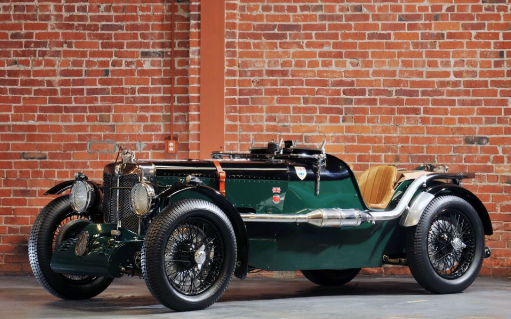 MG K3 Magnette  | jakartainsight.com