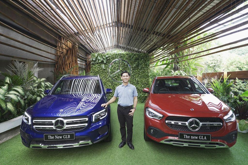 Mercedes-Benz Luncurkan Dua Varian GLA dan GLB Terbarunya