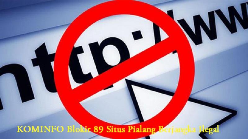 Gandeng KOMINFO, BAPPEBTI Blokir 89 Domain Pialang Berjangka Ilegal