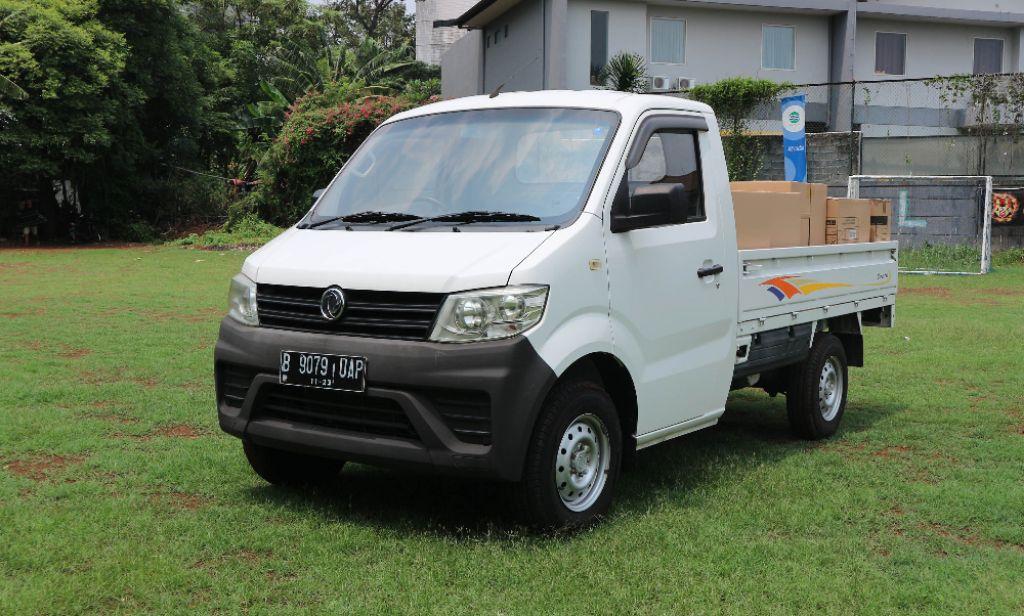 DFSK Super Cab Diproduksi Sesuai dengan Kebutuhan Konsumen Indonesia