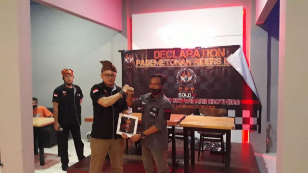 Perwakilan Komunitas Undangan Hadiri Deklarasi PRB Chapter Lampung