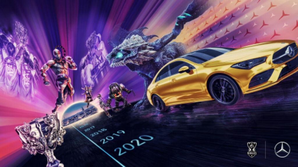 Mercedes-Benz hadir dalam League of Legends. | jakartainsight.com