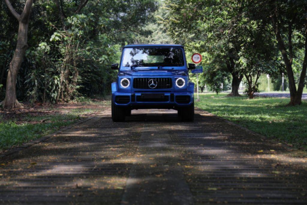 Sukses Sebagai Penyedia mobil Mewah, Mercedes-Benz Rayakan 50 Tahun Kehadirannya di Indonesia