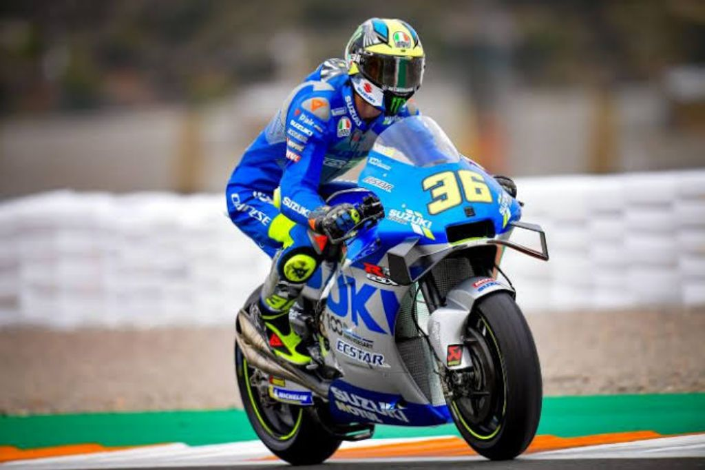 Morbidelli Juarai MotoGP Valencia, Joan Mir Pastikan Juara MotoGP 2020