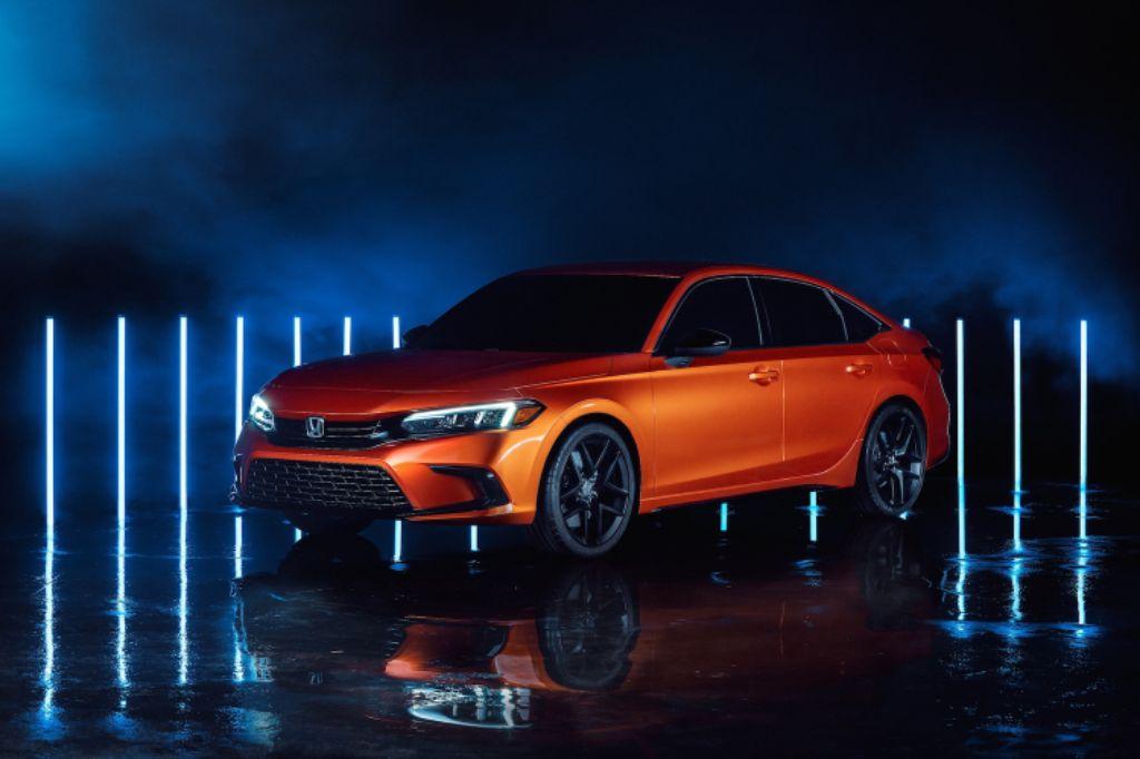 Penampakkan Prototipe Honda Civic terbaru di Platform Games Twitch. | jakartainsight.com