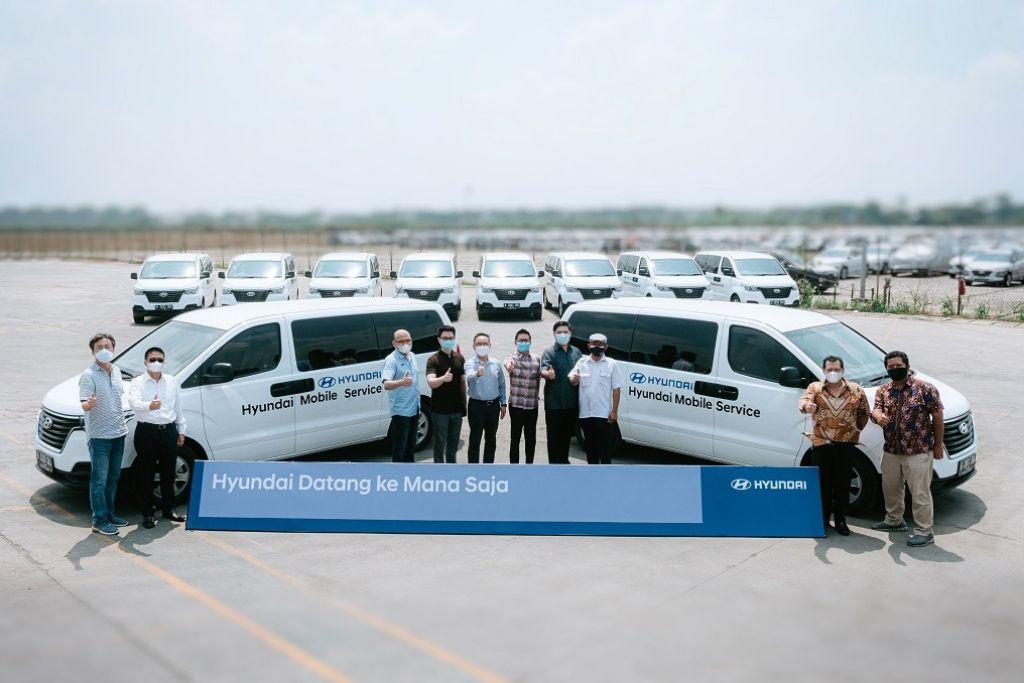 HMID Resmikan Program 'Hyundai Datang Kemana Saja' Sebagai Bentuk Komitmen Berkelanjutan
