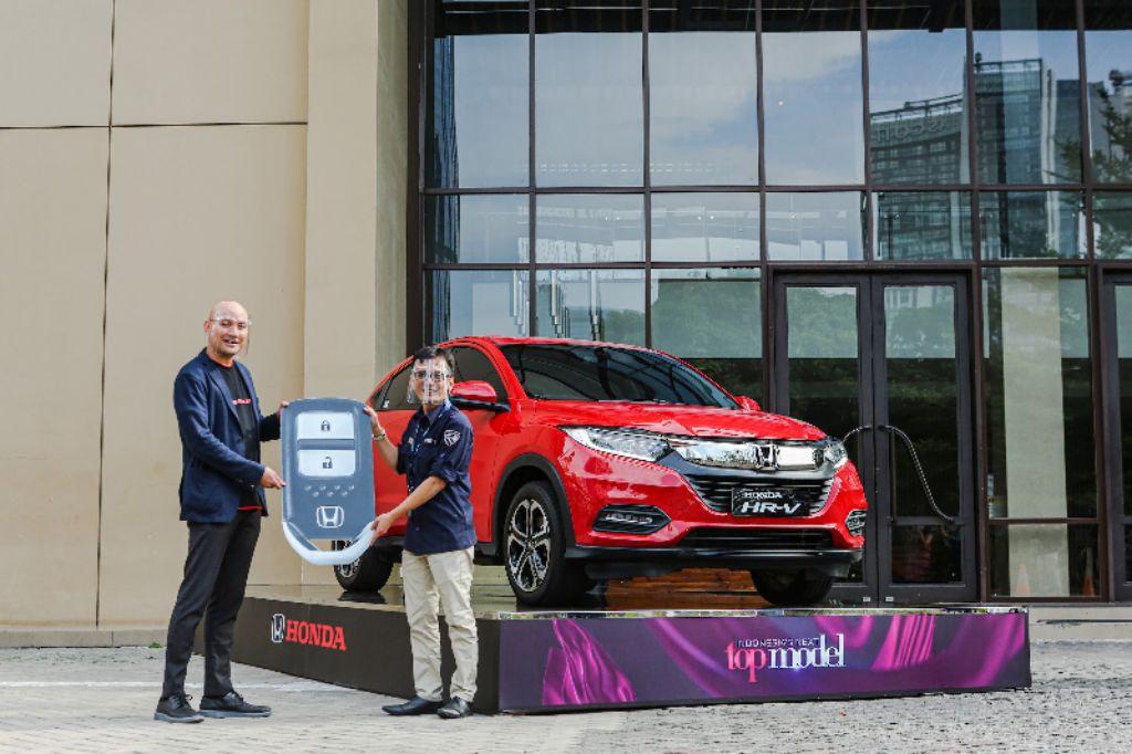 Honda Siapkan New HR-V Sebagai Hadiah Utama pada Ajang Indonesia's Next Top Model 2020