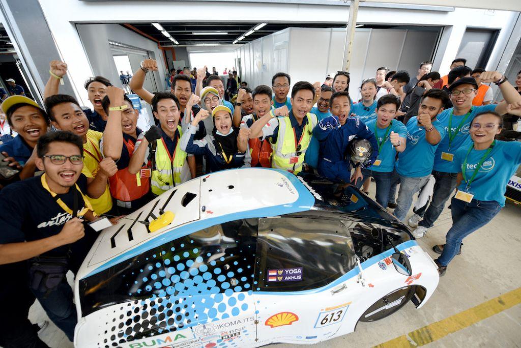 Partisipasi Indonesia di Shell Eco-marathon, Pacu Generasi Muda Bangsa Siap Hadapi  Tantangan Mencapai Mobilitas