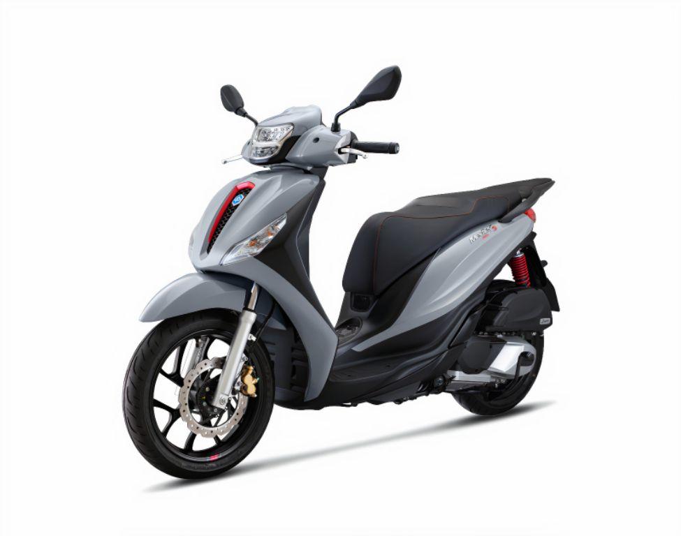 Piaggio Medley S 150. | jakartainsight.com