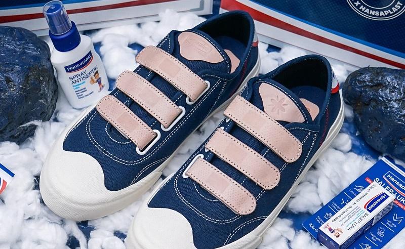 Ludes Dalam Hitungan Menit Sage Footwear x Hansaplast Umumkan Penjualan Vol 2 | jakartainsight.com