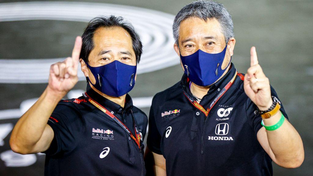 Honda Akhiri Musim Balap F1 2020 dengan Raih Kemenangan di Abu Dhabi