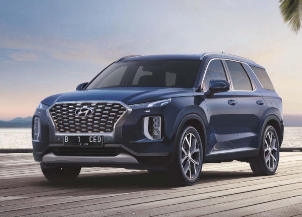 Hyundai Motors Indonesia Tawarkan Program'Booking Starts Now'untuk All-New Palisade