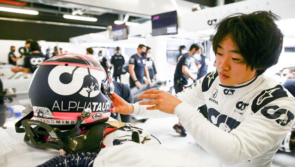 Yuki Tsunoda akan Memulai Karir Balap F1 Bersama Tim SCUDERIA ALPHATAURI Honda di 2021