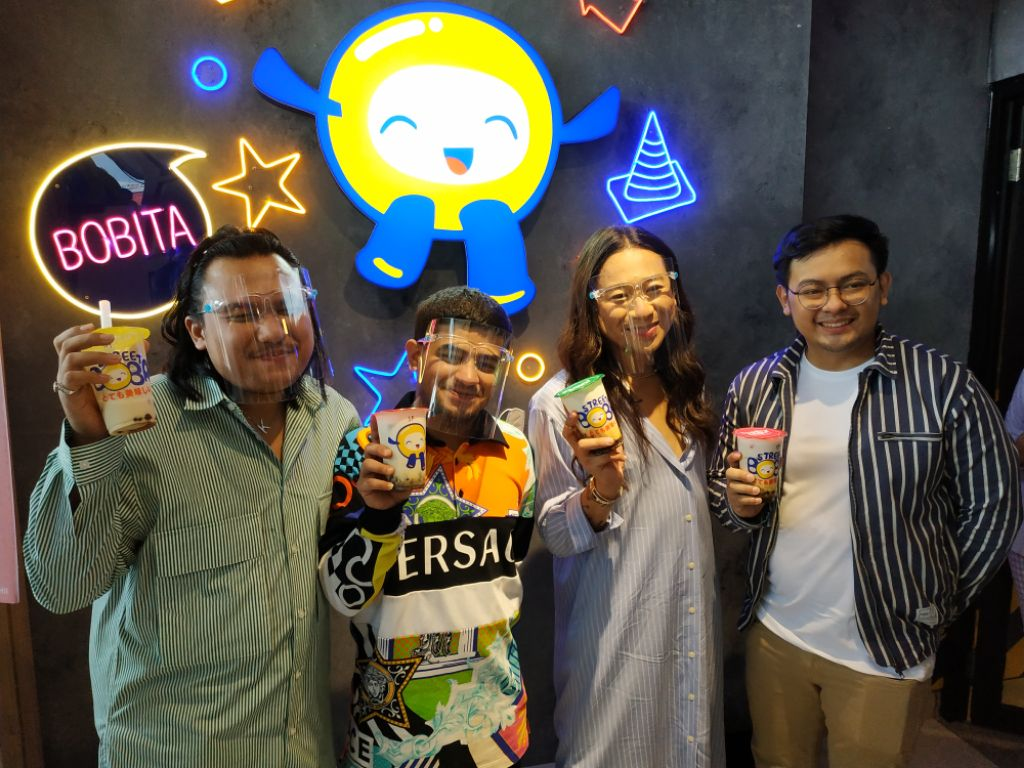 Nikmat Group Buka Outlet Street Boba ke-68 Milik Fadil Jaidi di Jatiasih-Bekasi