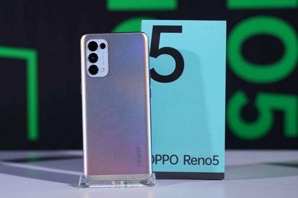 Didukung Power Snapdragon 720G, Oppo Reno5 Hadir di Indonesia