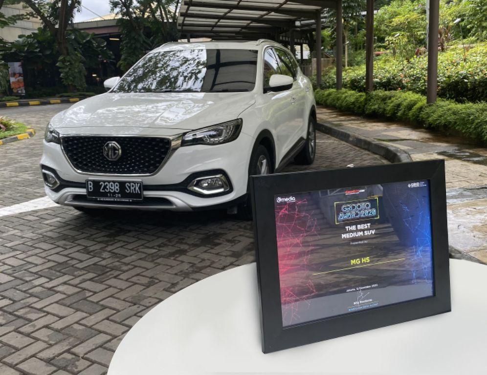 MG Motor Indonesia Kukuhkan Posisi Sebagai Merek Terpercaya di Pasar Otomotif Indonesia