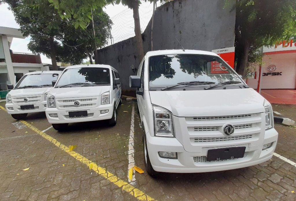 Dibandrol Rp 185 Juta, DFSK Gelora Minibus Siap Mengaspal di Indonesia!