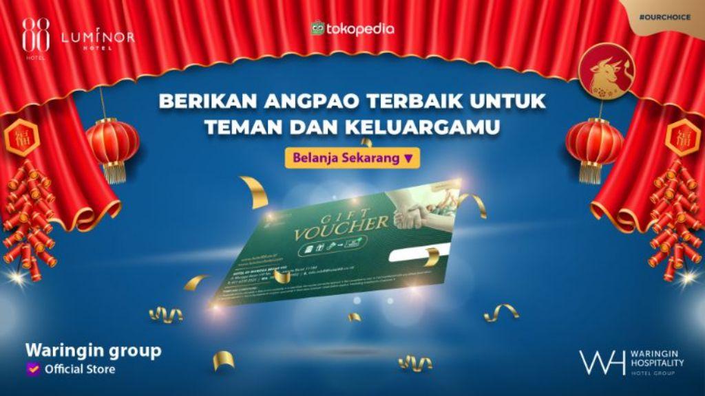 Waringin Hospitality Berikan Pilihan Menarik Rayakan Imlek | jakartainsight.com