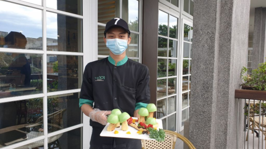 Sambut Hari Gizi Hotel THE 1O1 Bogor Sediakan Makanan Sehat dari Hydroponik  | jakartainsight.com