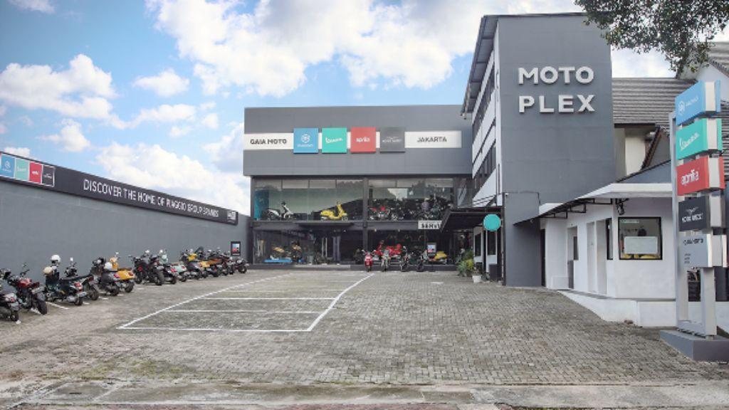 Piaggio Indonesia Tingkatkan Level Premiumisasi Motoplex melalui Pembukaan Diler Baru 4 Brand di Jakarta