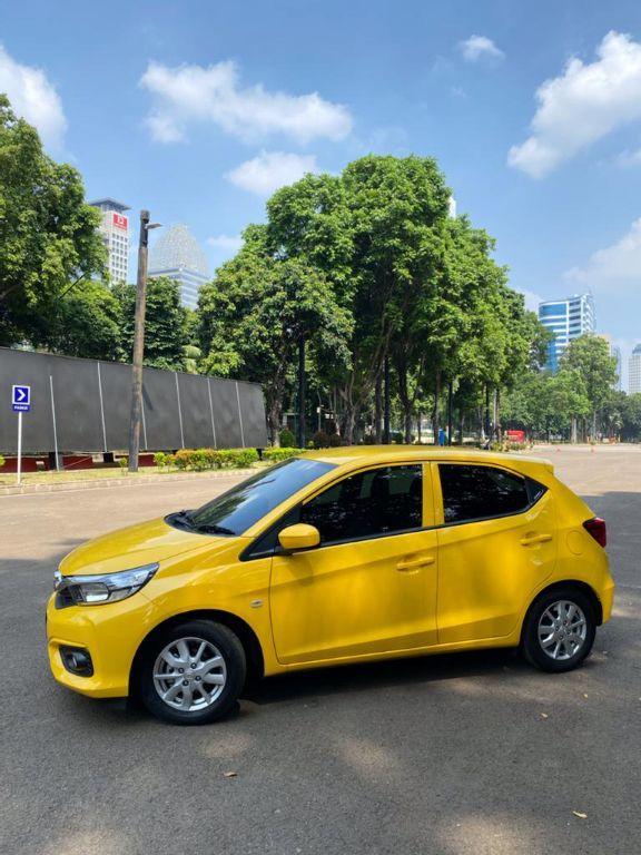 BRIO SATYA Tetap Pimpin Penjualan HONDA, Meski Pasar Otomotif 2021 Belum Stabil