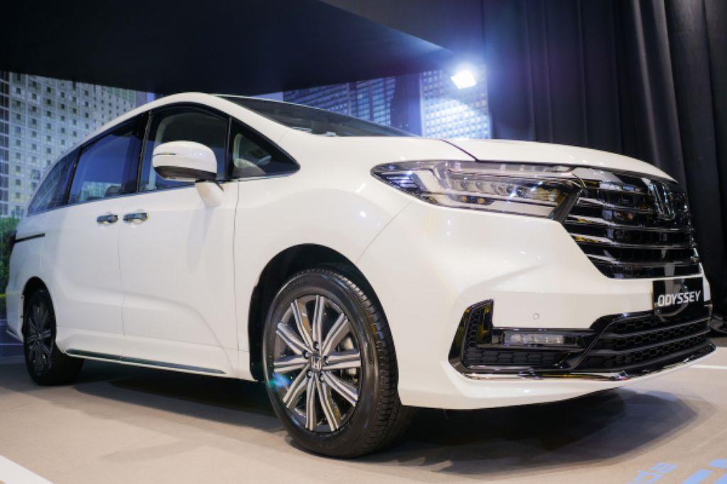 Usung teknologi Honda SENSING, HPM luncurkan New Honda Odyssey. | jakartainsight.com