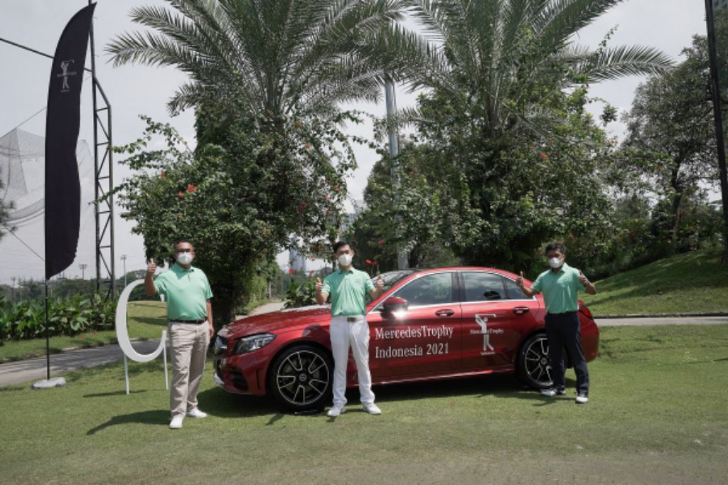 Memasuki Edisi ke-25, Mercedes-Benz Gelar Turnamen Golf MercedesTrophy Indonesia 2021 | jakartainsight.com
