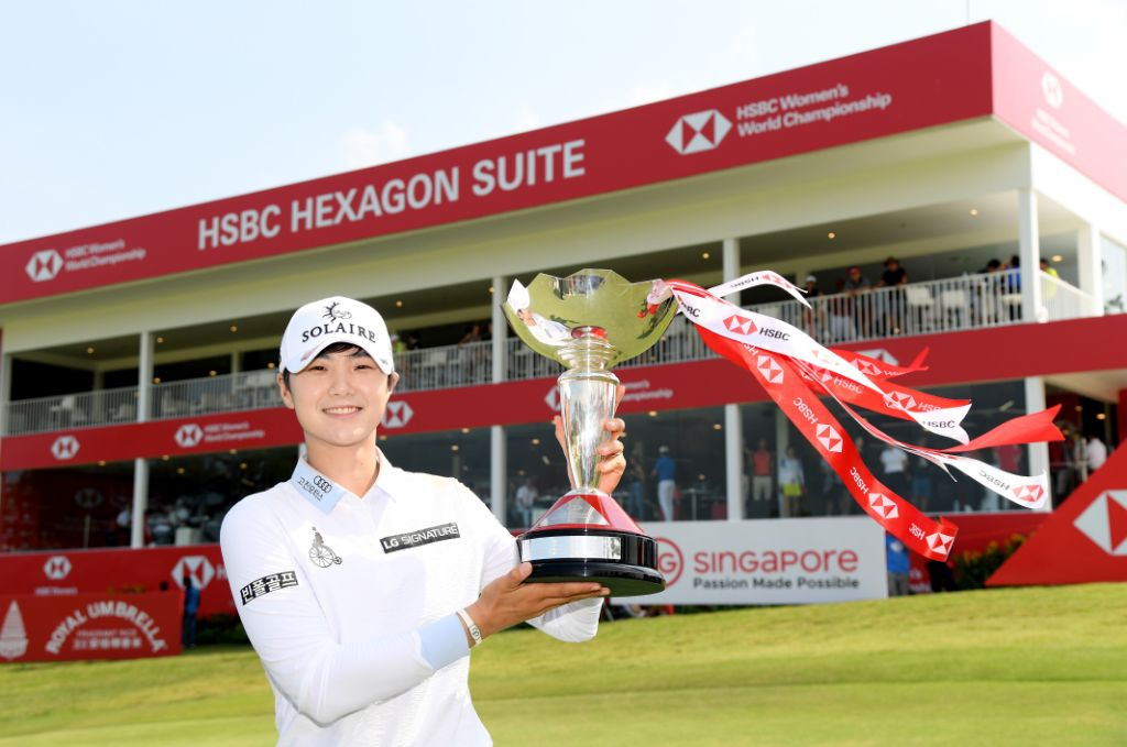HSBC Women's World Championship set for April return | jakartainsight.com