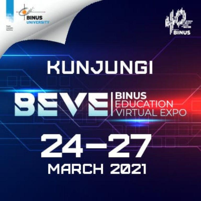 Binus Hadirkan Pameran Pendidikan Virtual Terbesar di Indonesia 2021