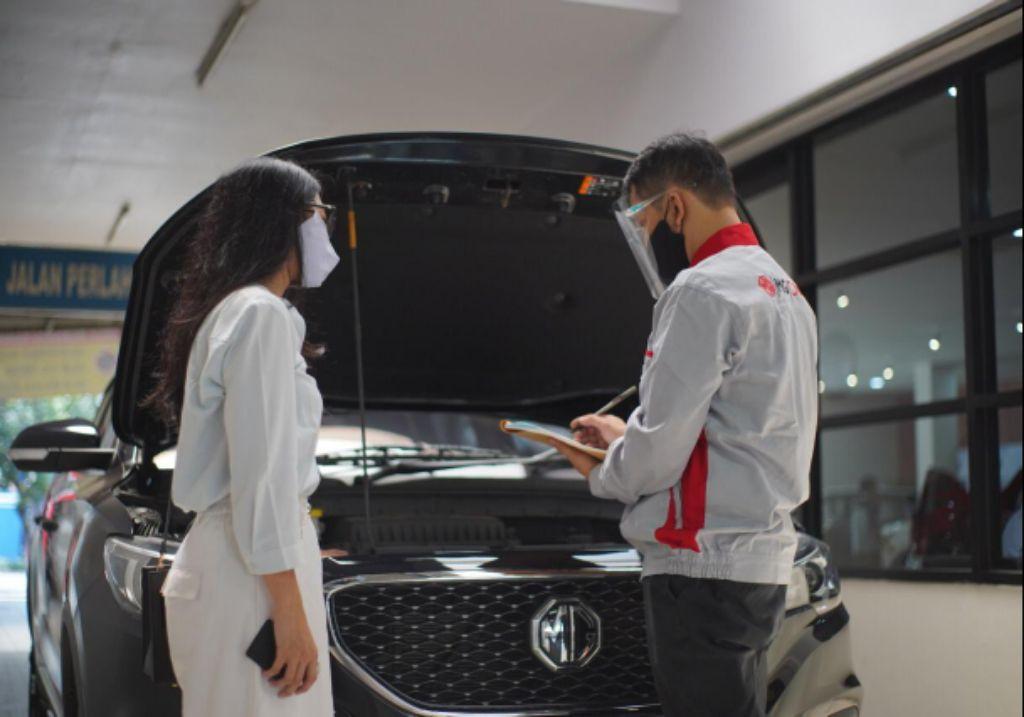 MG Gratiskan Biaya Perawatan Hingga 100.000 Km, Konsumen Bisa Hemat Jutaan Rupiah