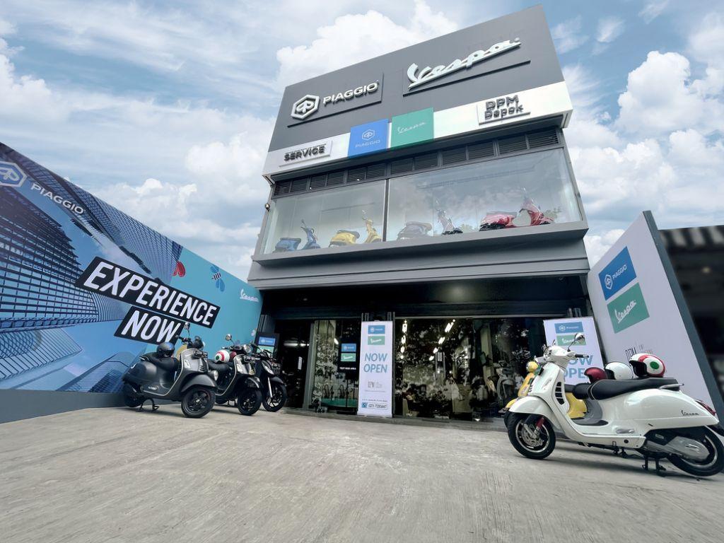 Hadirkan Diler ke-42 di Depok, PT Piaggio Indonesia Tunjukkan Ekspansi Berkelanjutan Menjangkau Lebih Dekat Para Pecinta Automotif dan Gaya Hidup