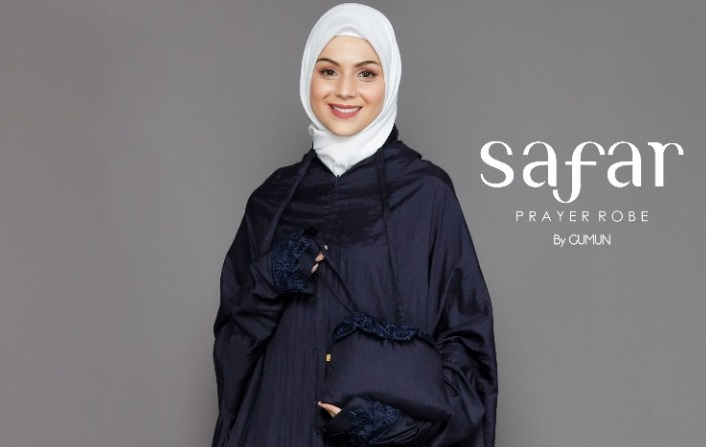 Sambut Ramadhan 2021 'Gumun' Hadirkan Koleksi Mukena SAFAR Prayer Robe