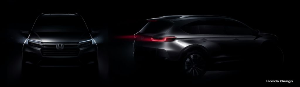 World Premiere, Honda Perkenalkan Mobil Konsep 7-Seater Pertama di Dunia