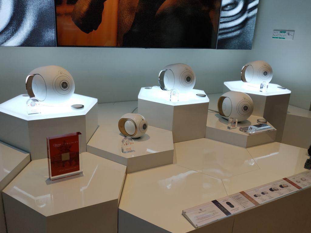 Audio Pionir Prancis 'Devialet' Buka Toko Offline di Plaza Indonesia