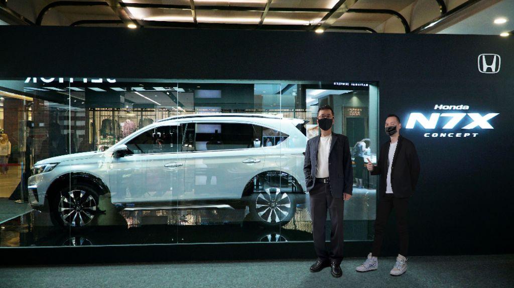 Lanjutkan Roadshow N7X, Mobil Konsep Honda Kini Hadir di Kota Semarang | jakartainsight.com