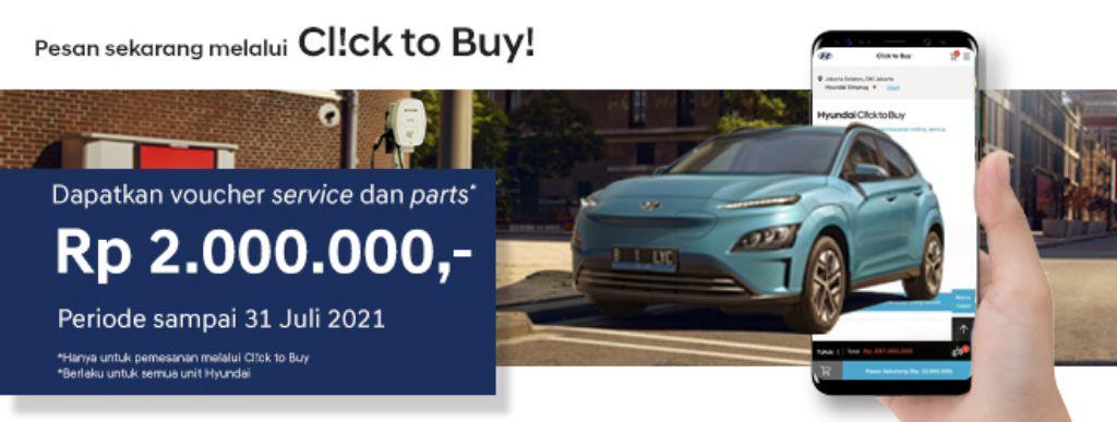 Hyundai Motors Indonesia Siapkan Program Khusus Pelanggan Melalui Platform 'Click-to-Buy'