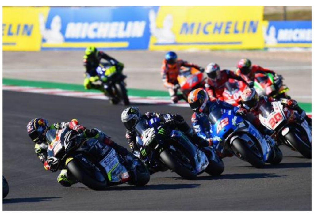 Mengenal Sejauh Mana Keterlibatan Michelin pada MotoGP
