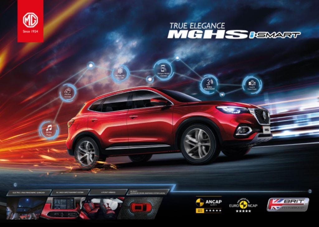 Manfaatkan Teknologi IoT, MG Penuhi Kebutuhan Pecinta Otomotif