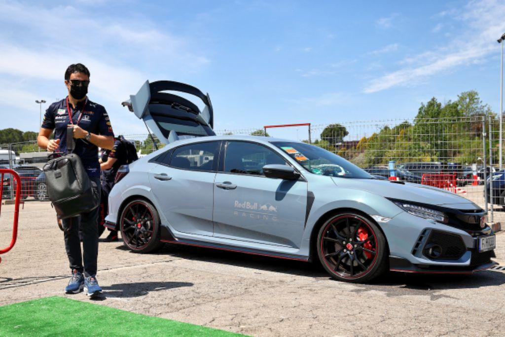 NEW HONDA CIVIC TYPE R, Official Car Resmi Tim Red Bull Racing dan Scuderia Alphatauri