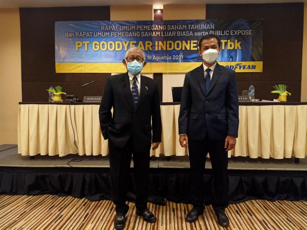 Goodyear Indonesia Optimalkan Bisnis dengan Memanfaatkan Trend Gelombang Pertumbuhan Ekonomi Pasca Pandemi