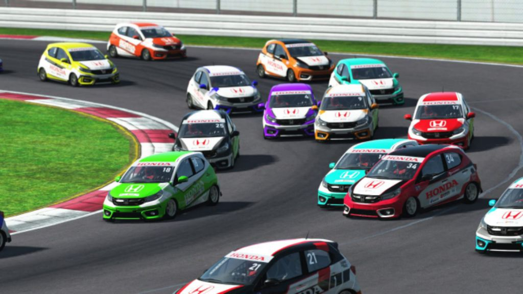 Sirkuit virtual Sepang, Malaysia menjadi tempat berlangsungnya HRSC seri kedua. | jakartainsight.com