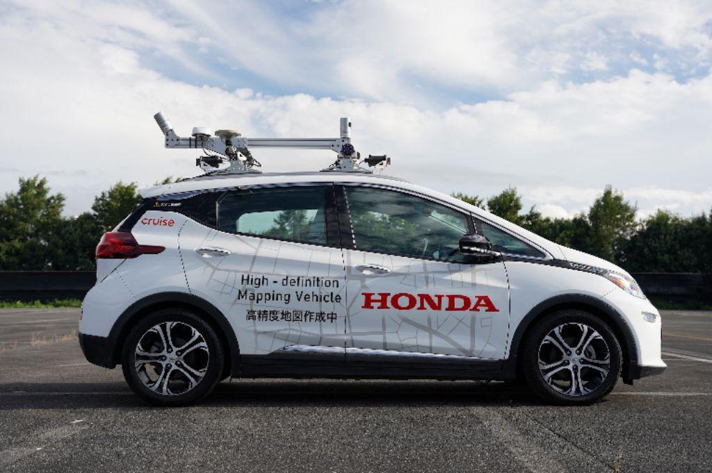 HONDA Siapkan Program Pengujian  Kendaraan Otonom di Jepang   jakartainsight.com