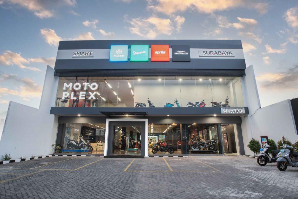 Perluas Jangkauan di Timur Pulau Jawa, PT Piaggio Indonesia Kembali Membuka Diler Premium Motoplex 4 Brand | jakartainsight.com