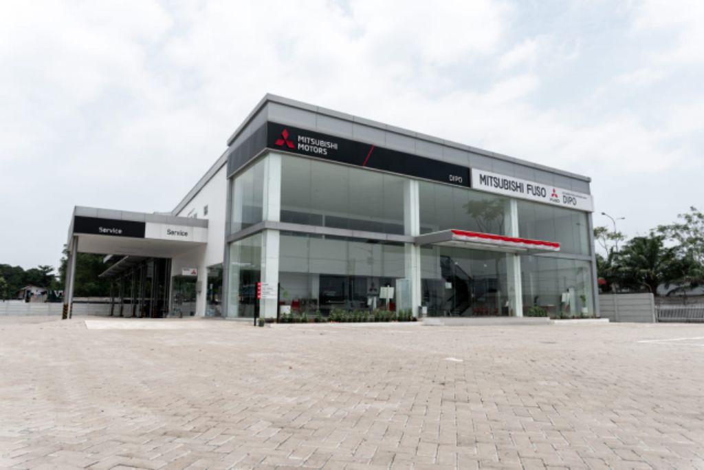 Mitsubishi Fuso Menambah Jaringan Diler di Jabotabek | jakartainsight.com