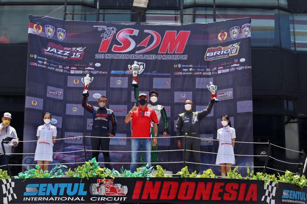 Ajang Honda Brio dan Jazz Speed Challenge Jadi Wadah Para Pembalap Muda Unjuk Kebolehan
