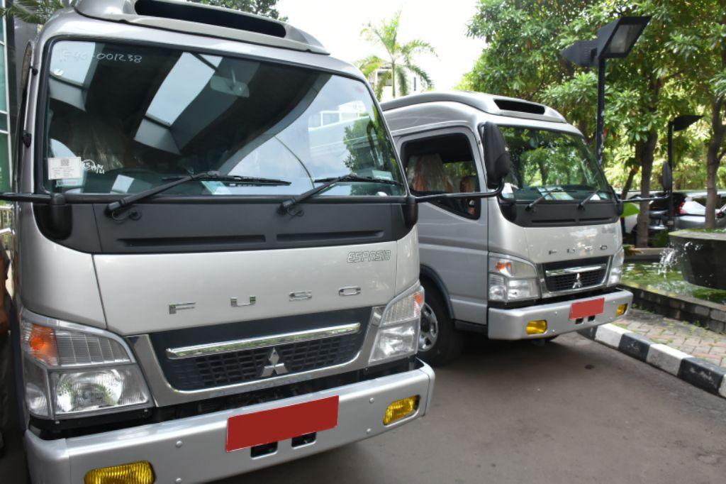Mitsubishi Donasikan 4-unit Fuso Espasio ke Pemerintah Provinsi DKI Jakarta Bantu Penanganan COVID-19 | jakartainsight.com