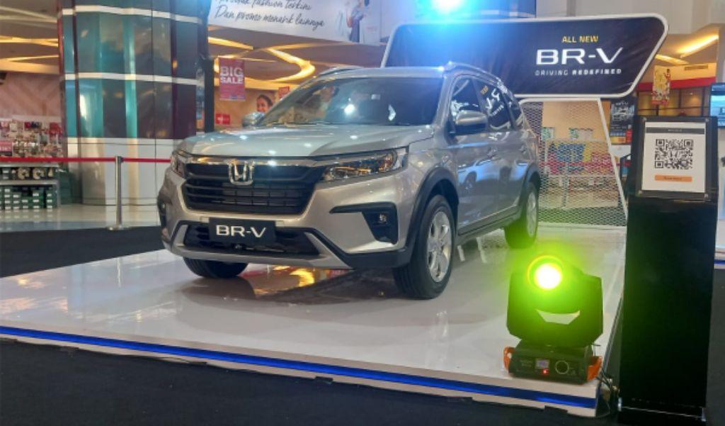 Roadshow Honda All New BR-V pertama berada di Kota Makassar, Sulawesi Selatan. | jakartainsight.com