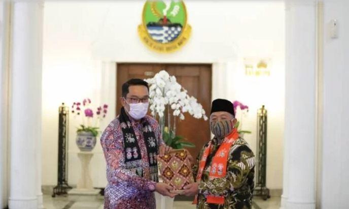Ridwan Kamil Berharap Jabar-DKI Jakarta Makin Kompak   jakartainsight.com